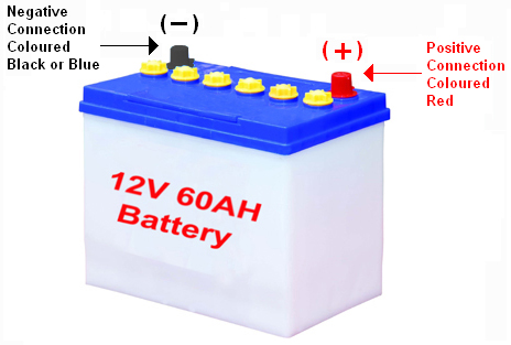 Charging   Battery on How To Charge A Car Battery   Circuit Diagram