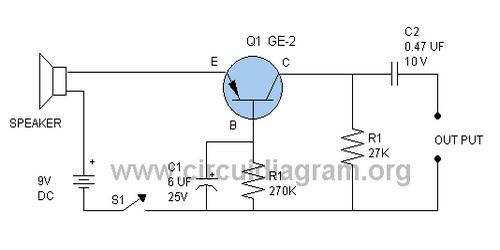 speaker circuit diagram ireleast info speaker circuit diagram the wiring diagram wiring circuit